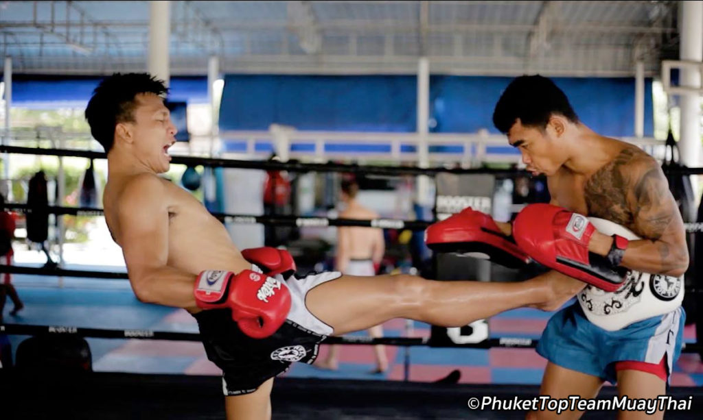 Phuket Top Team Muay Thai