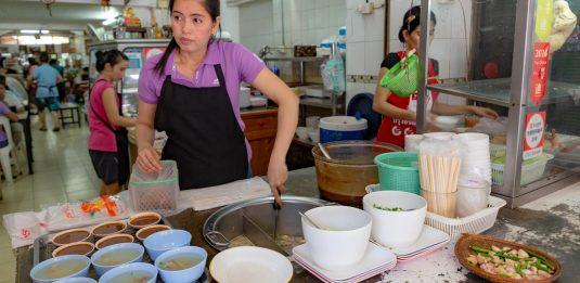 Briley Chicken Rice in Patong Beach, Phuket