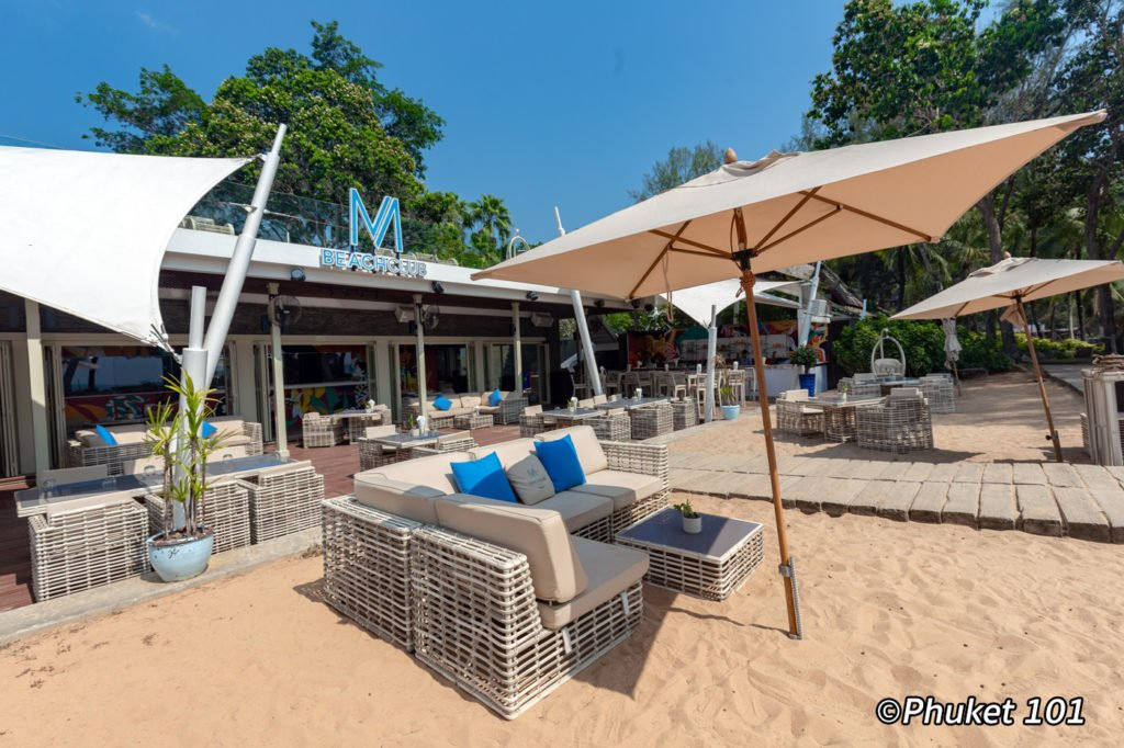 M Beach Club at Anantara Resort