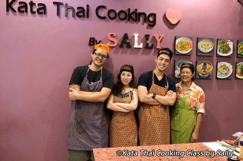 Kata Thai Cooking Class by Sally