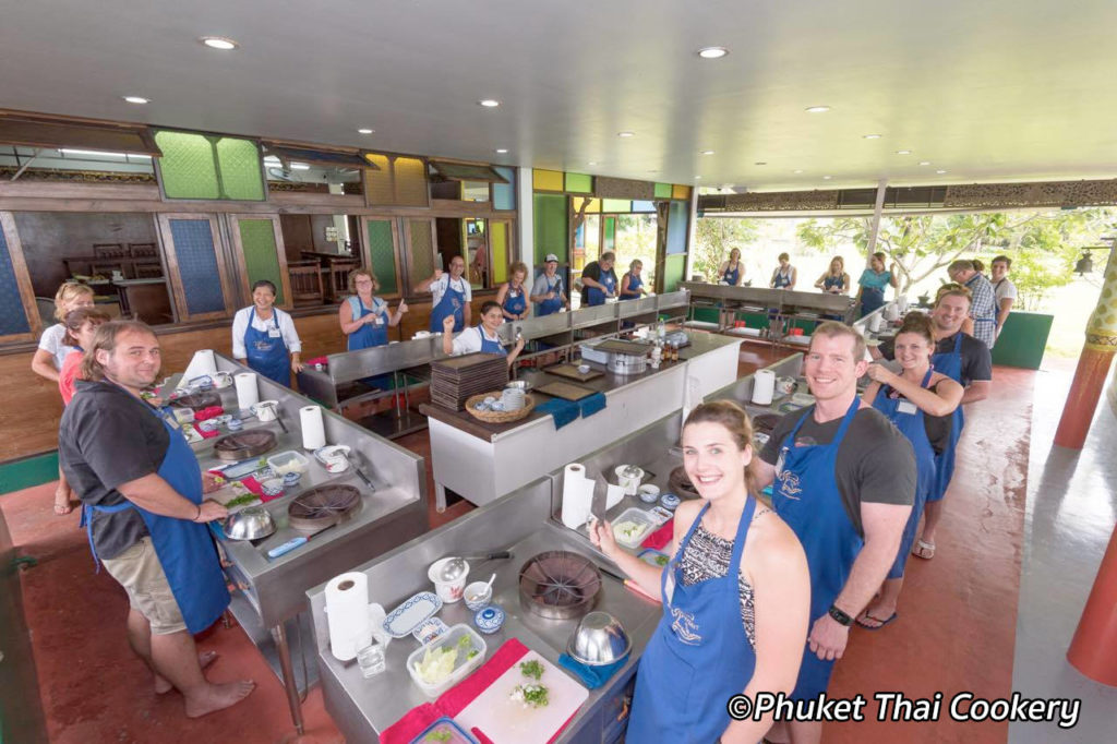 Phuket Thai Cookery