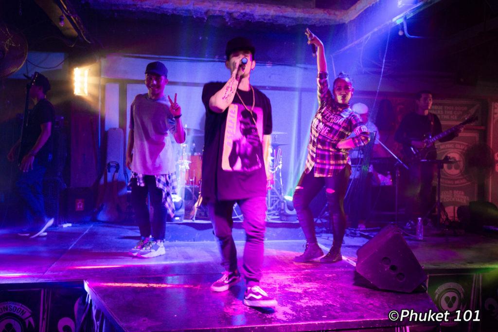 Monsoon Live Band Phuket