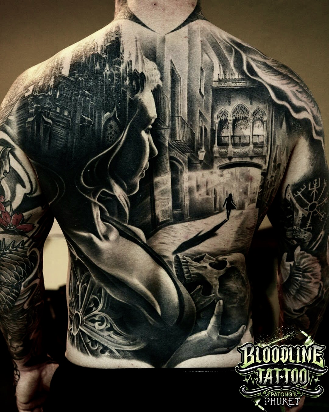 Bloodline Tattoo Patong, Phuket