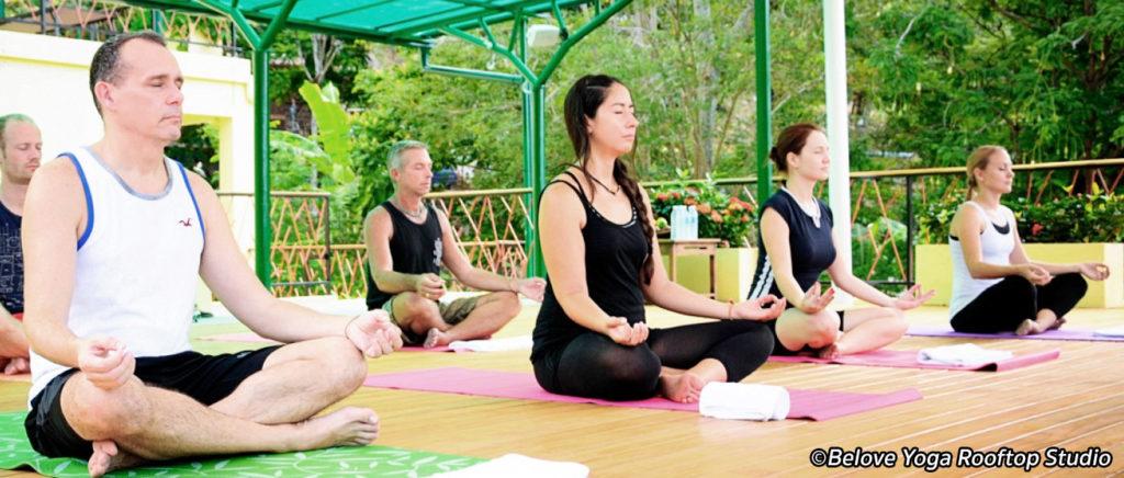 Belove Yoga Rooftop Studio