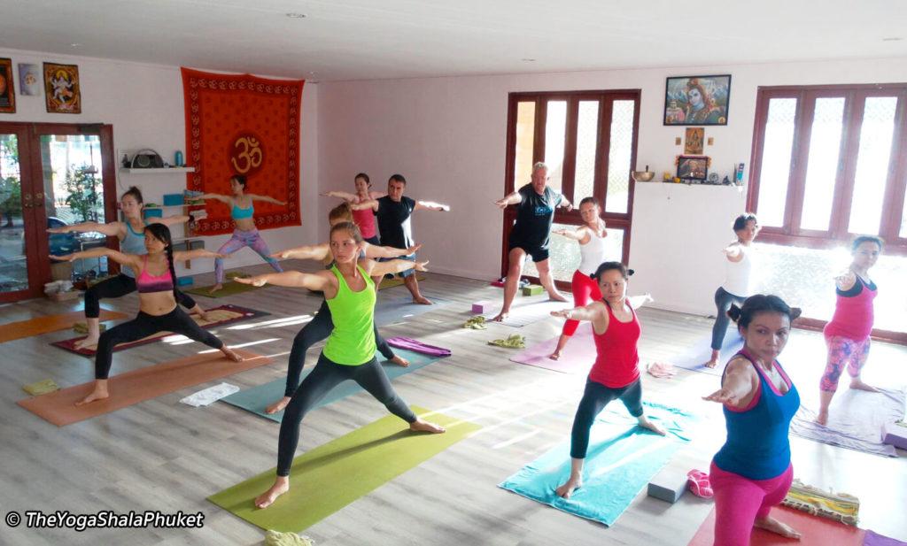 The Yoga Shala Phuket
