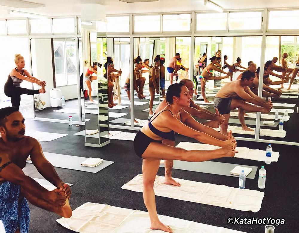 Kata Hot Yoga