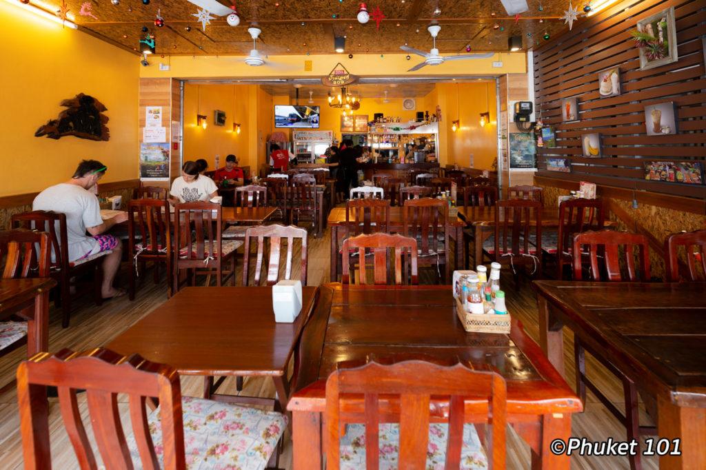 No 9 Restaurant in Patong Beach Phuket