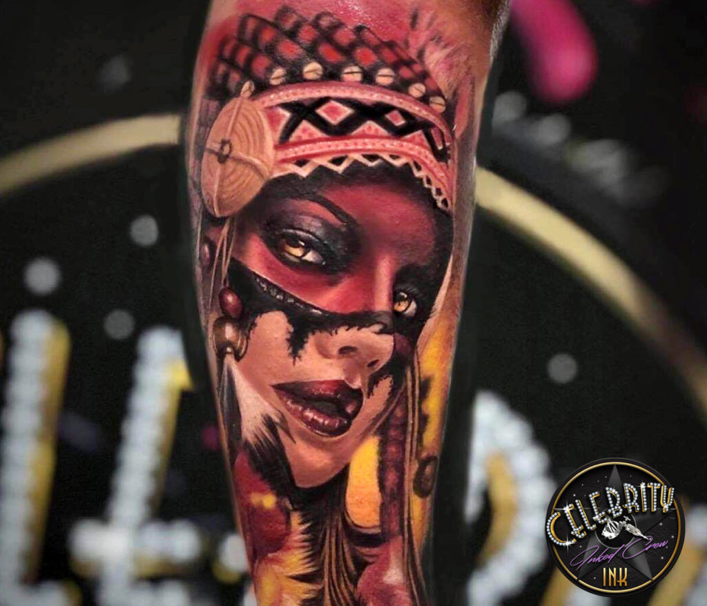 Celebrity Ink Tattoo Studio in Patong Phuket