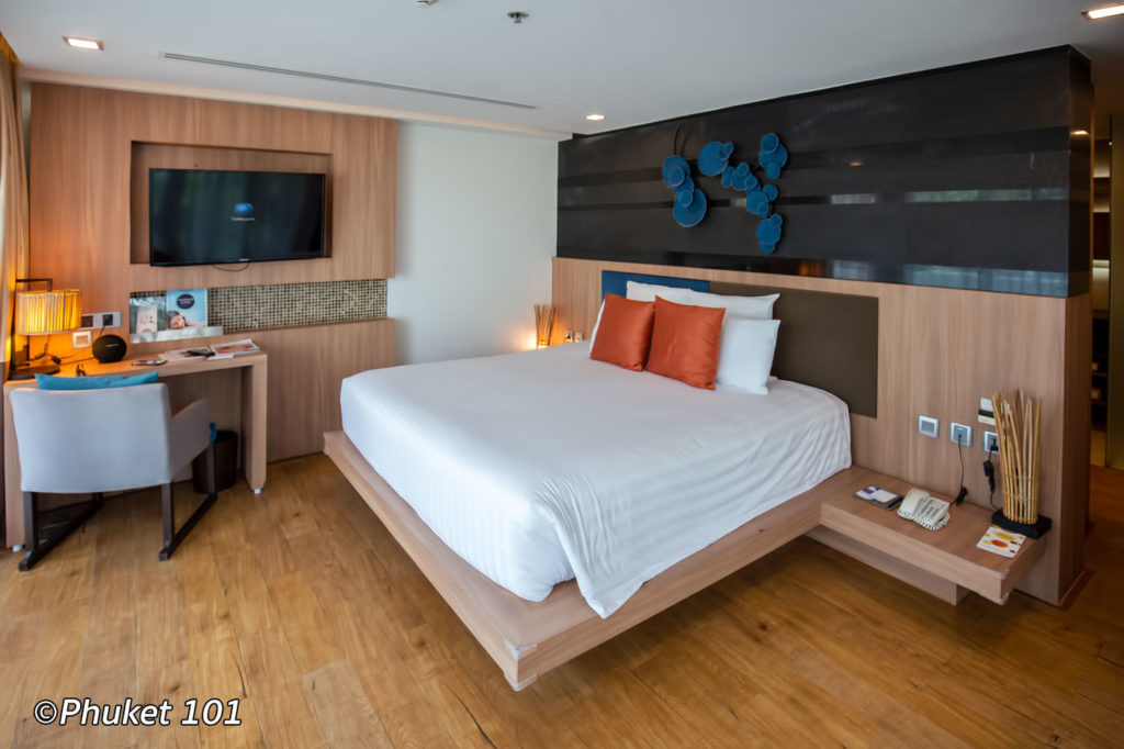 Novotel Kamala Bedroom
