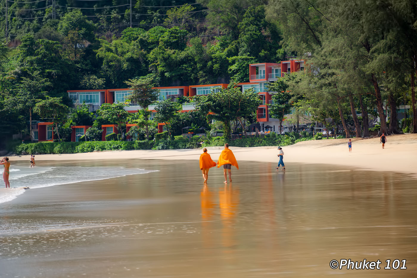Novotel Phuket Kamala Beach – An affordable hotel right on the beach!