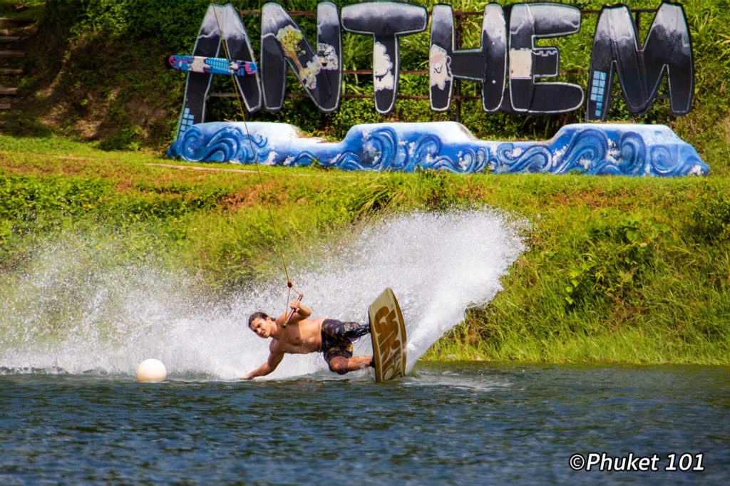 Anthem Wakepark in Phuket