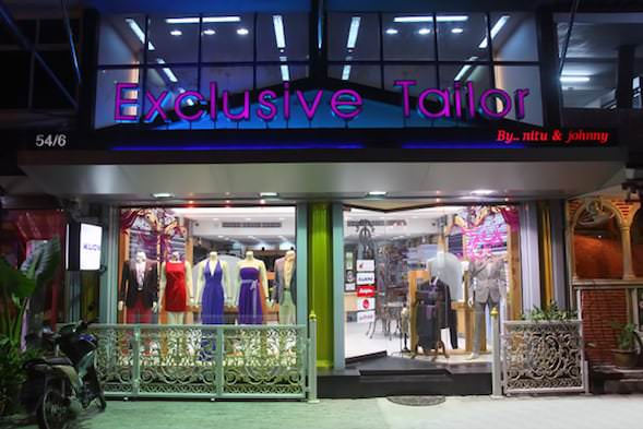 Exclusive Tailor Phuket