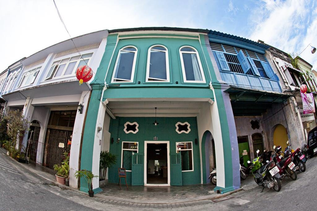 The Rommanee Guesthouse in Phuket Town