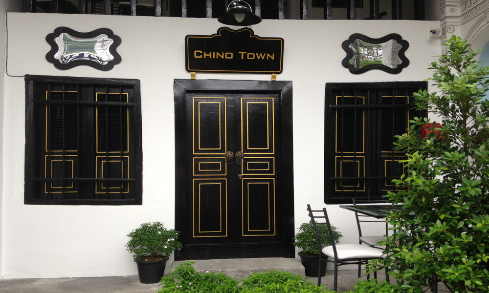 Chino Town Gallery Guesthouse