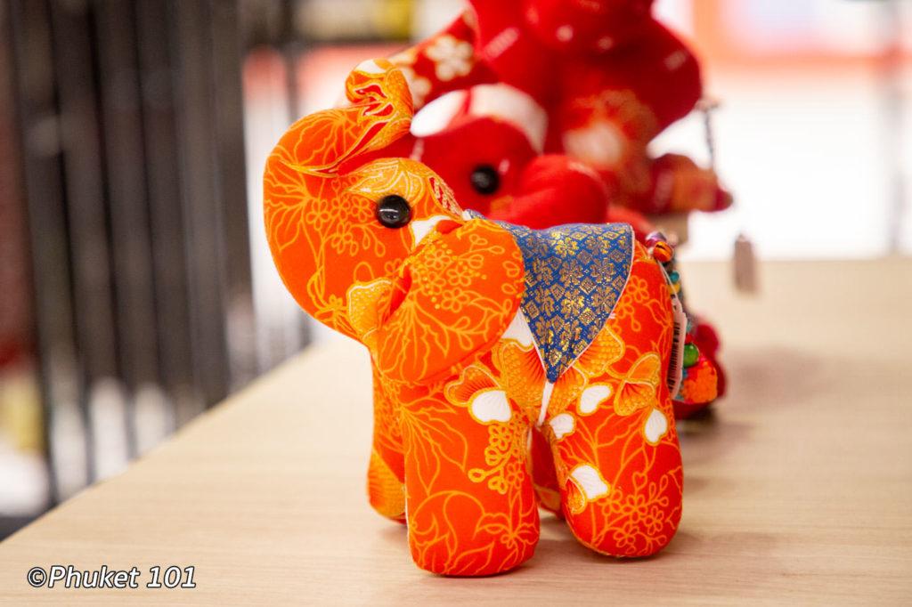 Phuket Elephants Souvenir Toys