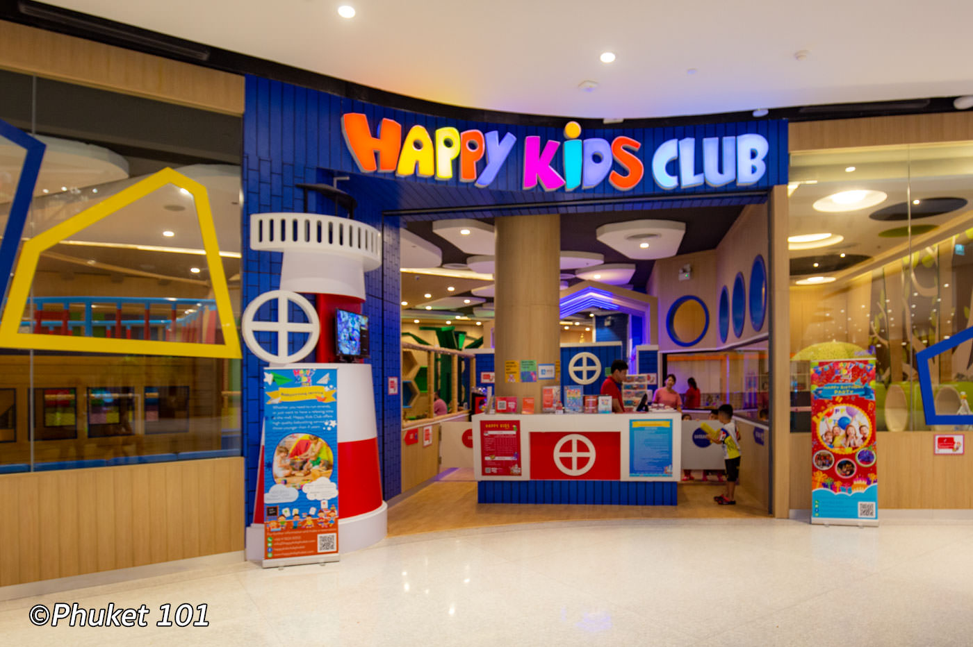 Happy Kids Club at Central Floresta Phuket Town