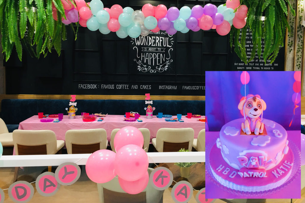 Birthday Party at Happy Kids Club Phuket