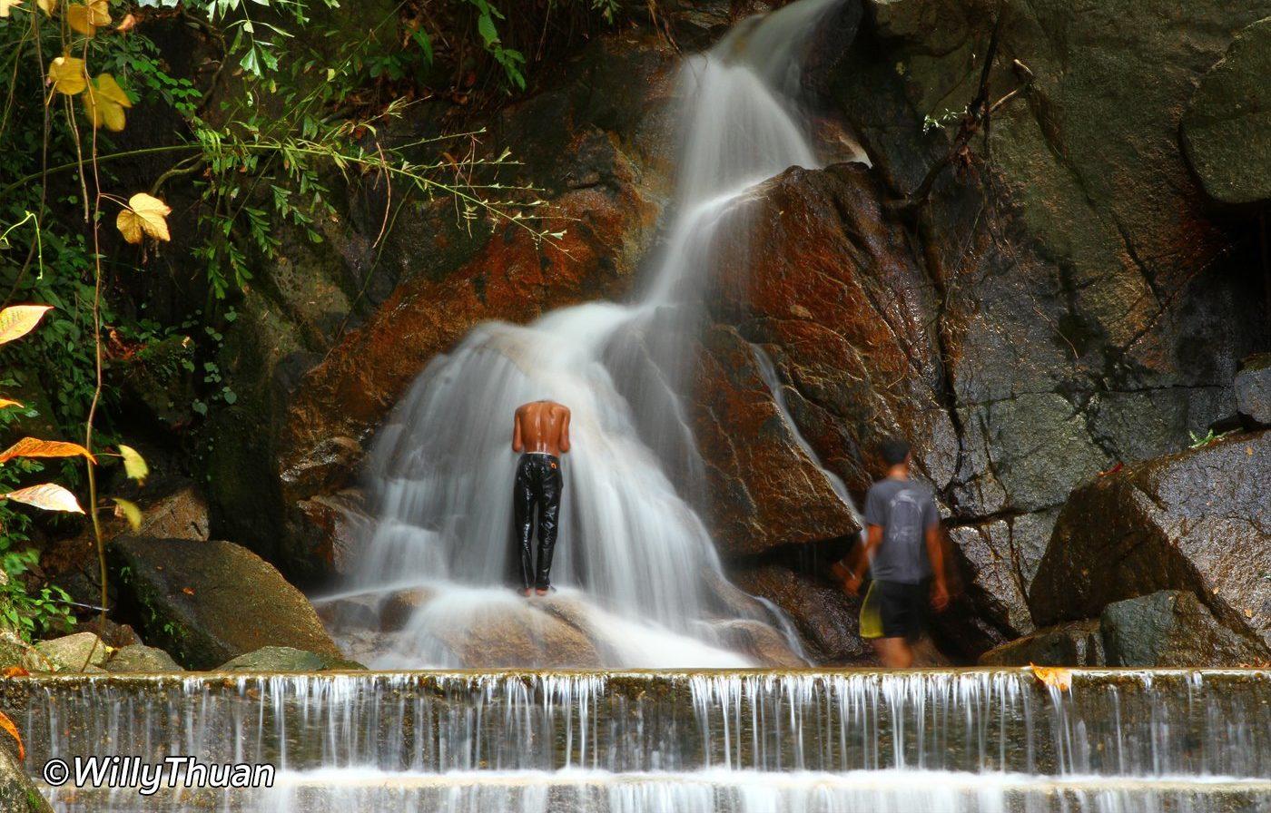 Les Cascades de Kathu