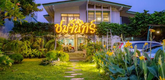 Chom Chan Restaurant in Phuket Town