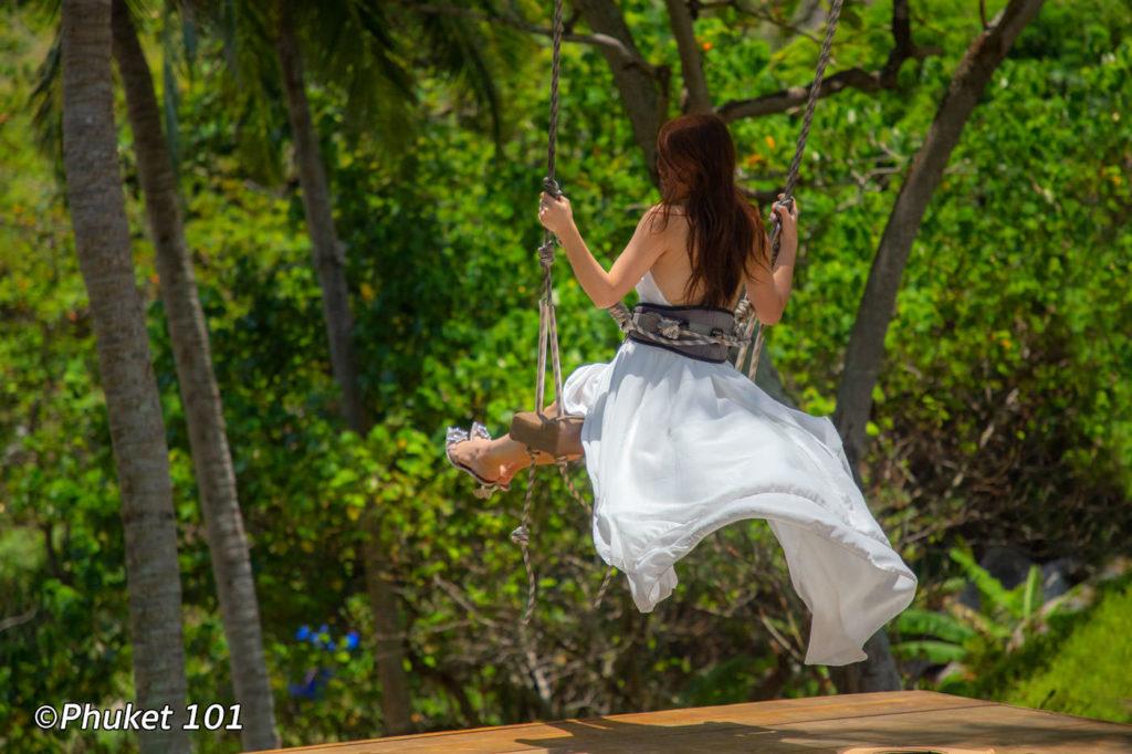 Nui Beach Swing