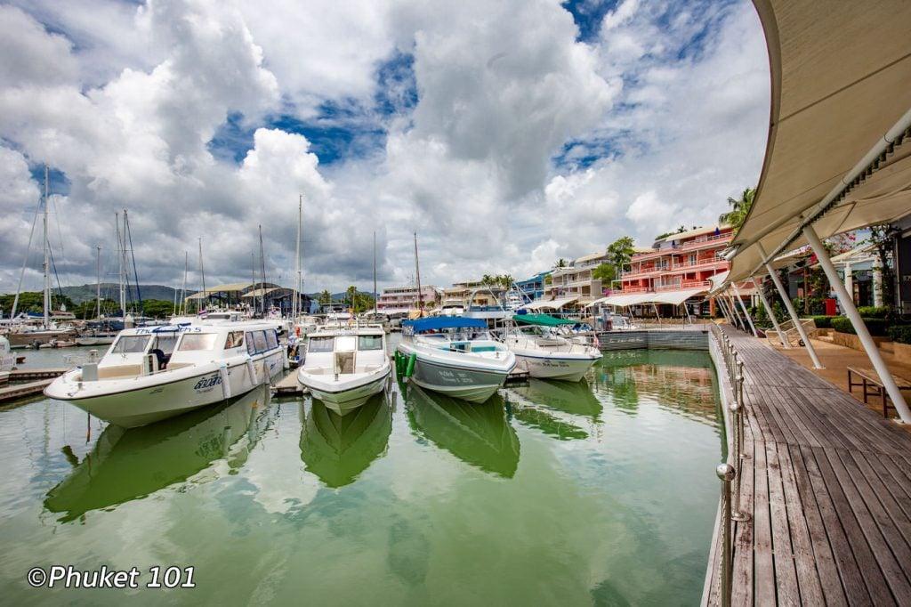 Phuket Boat Lagoon Marina