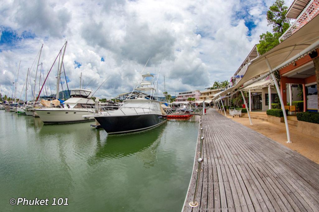 Boat Lagoon Marina Phuket