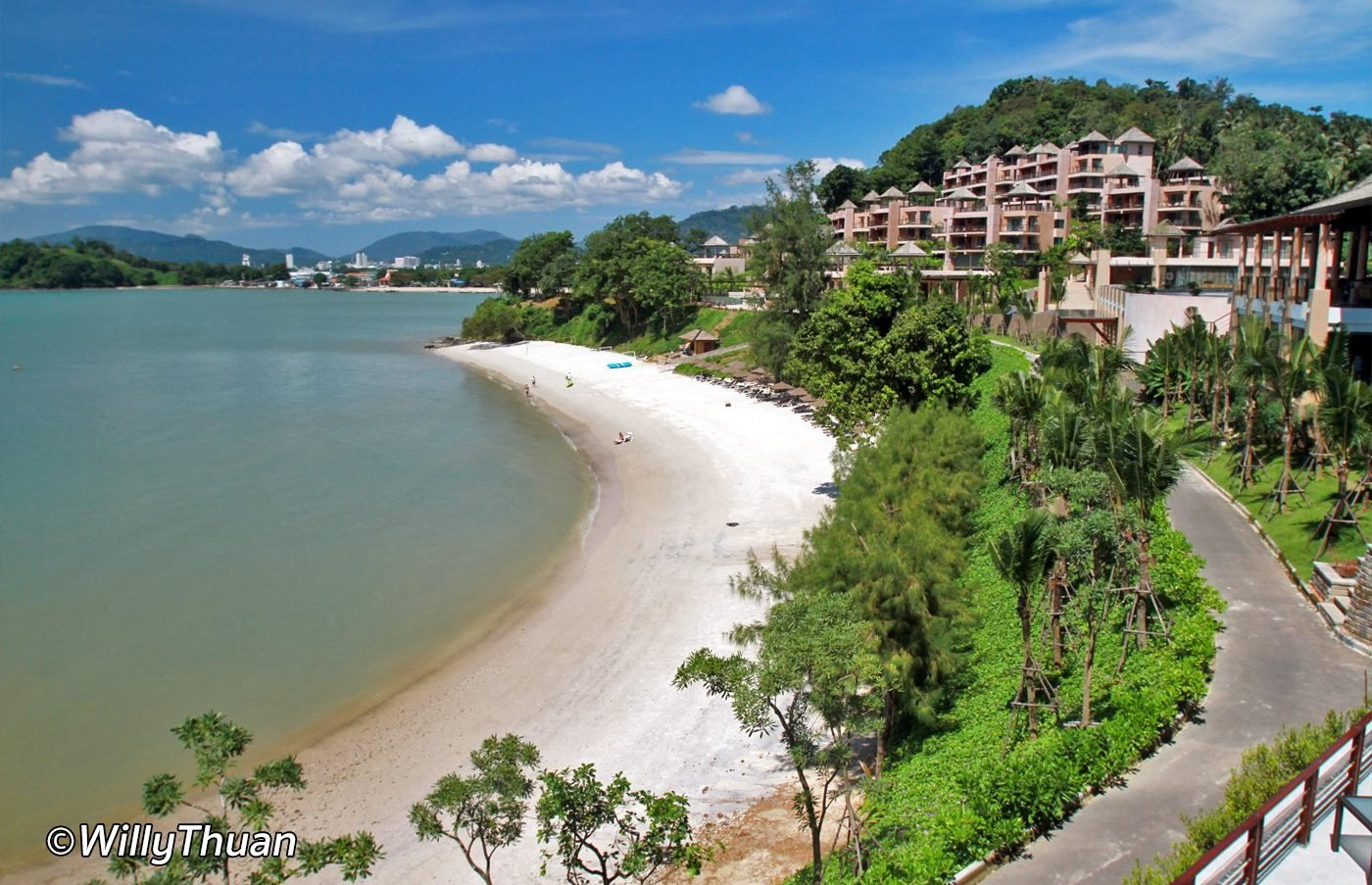 Westin Siray Bay Resorton Koh Sirey