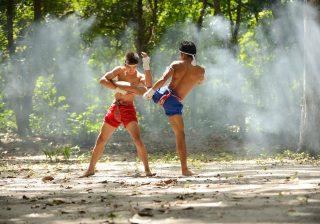 Muay Thai Training in Phuket