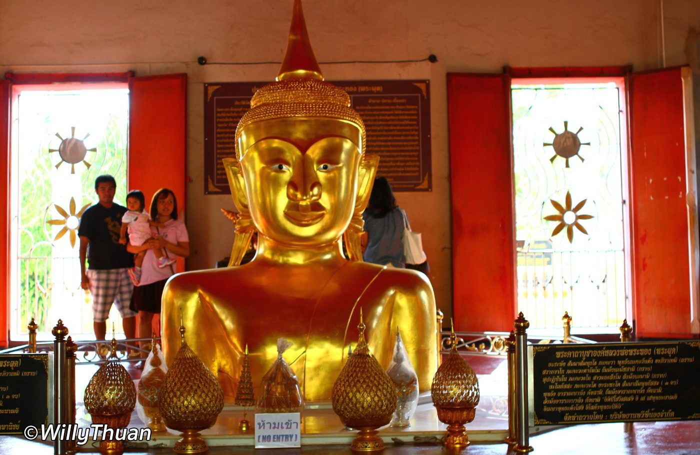 Wat Phra Thong in Phuket