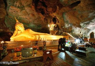 Wat Suwan Kuha in Phang Nga