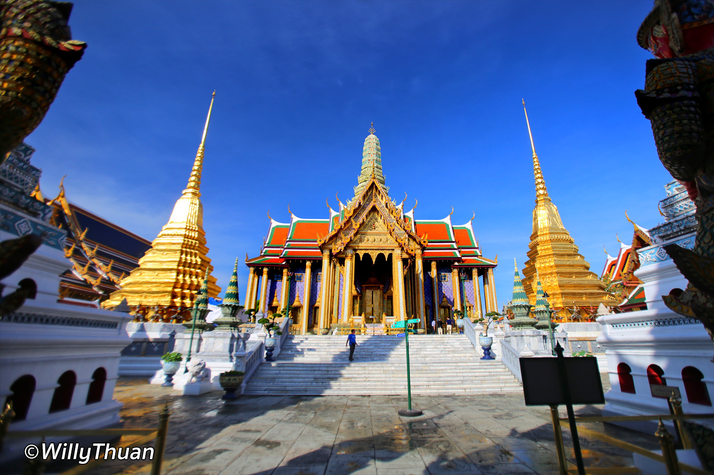 Bangkok Grand Palace and Wat Phra Kaew