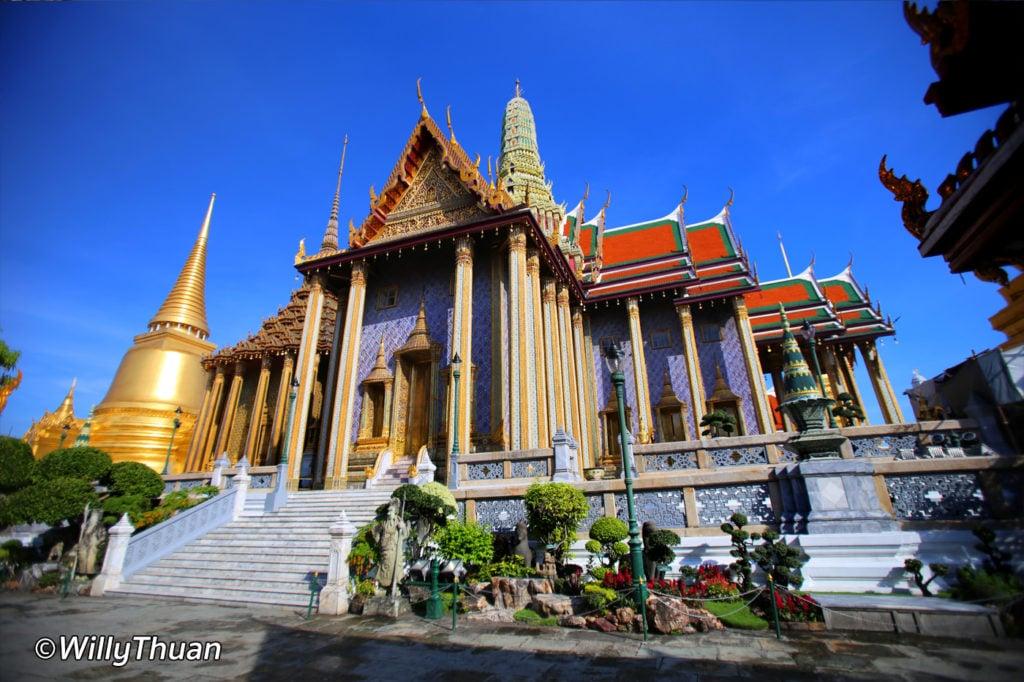 Wat Phra Kaew - Grand Palace Bangkok