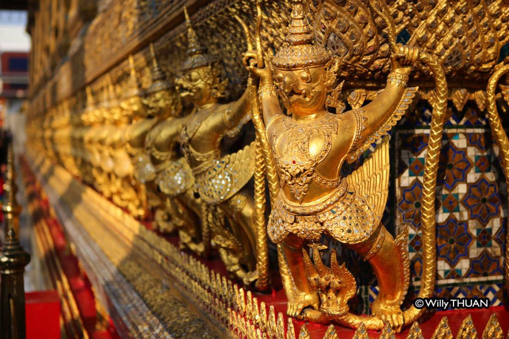 Inside Wat Phra Kaew