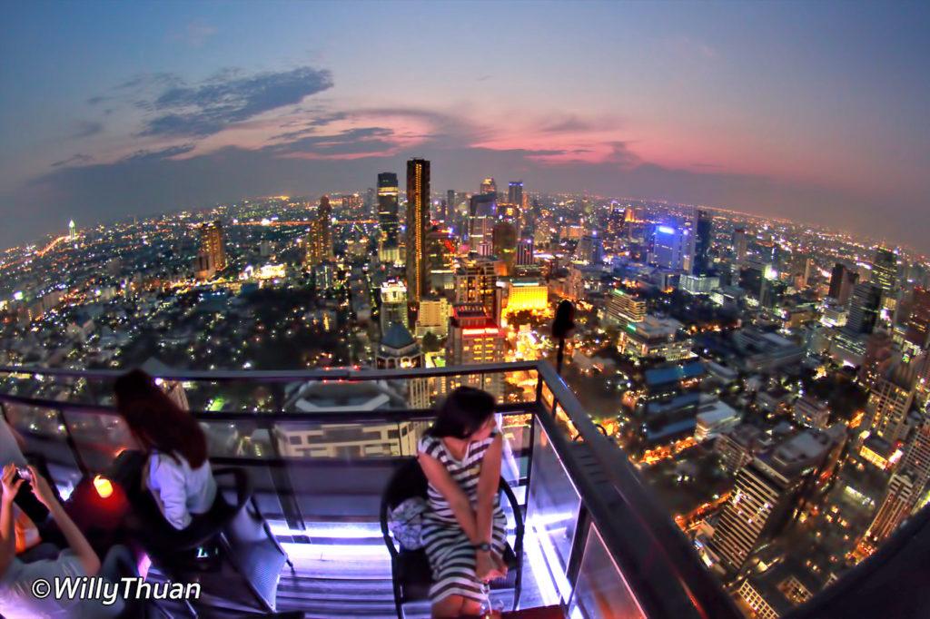 Vertigo Banyan Tree Bangkok