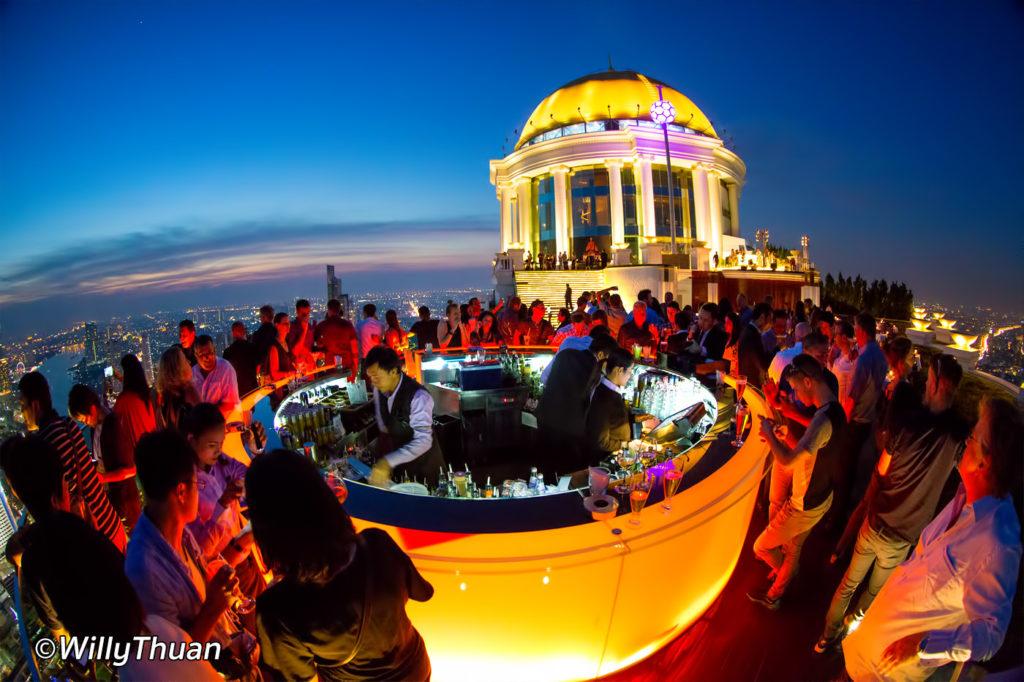 Sky Bar Rooftop Bar Bangkok