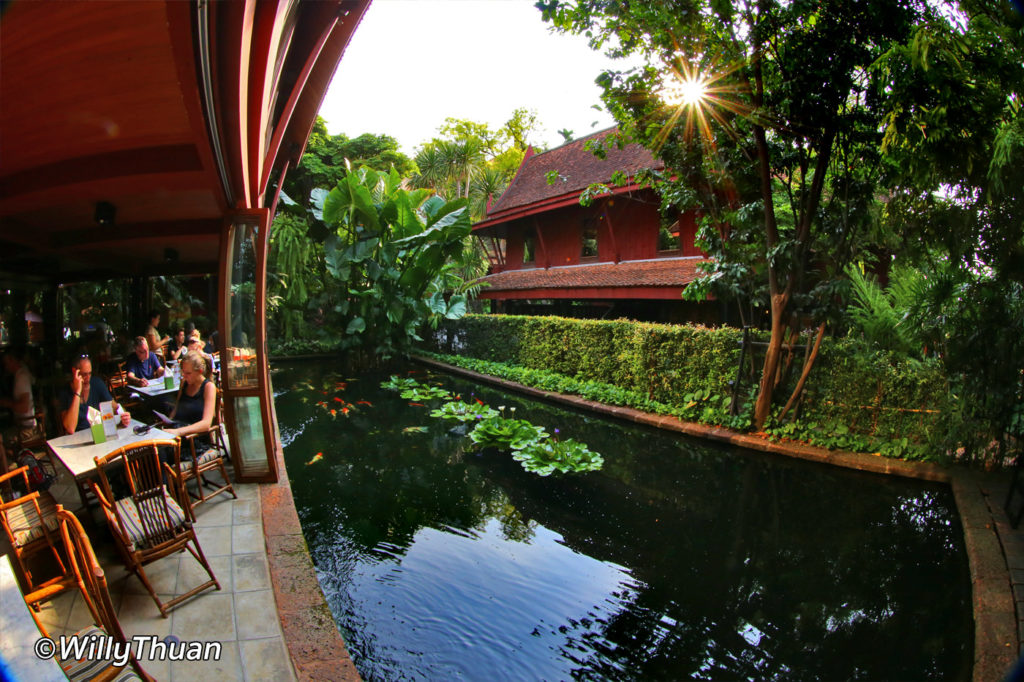 Jim Thompson Restaurant in Bangkok