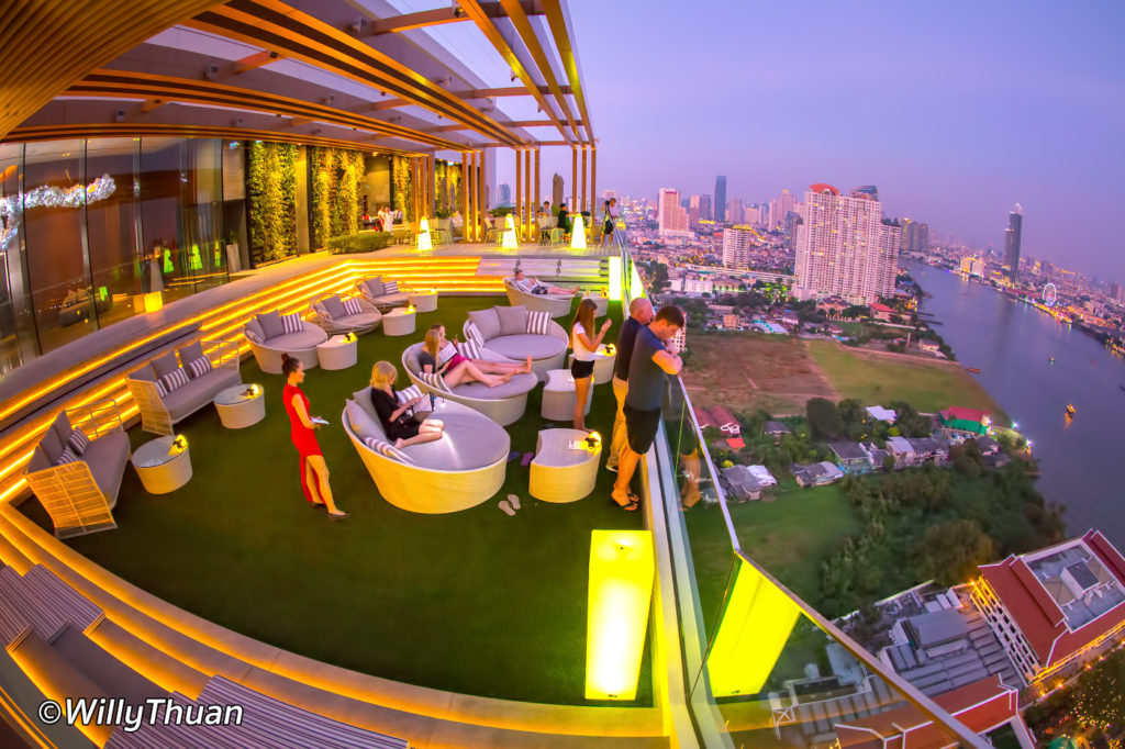 Seen Rooftop Bar Bangkok