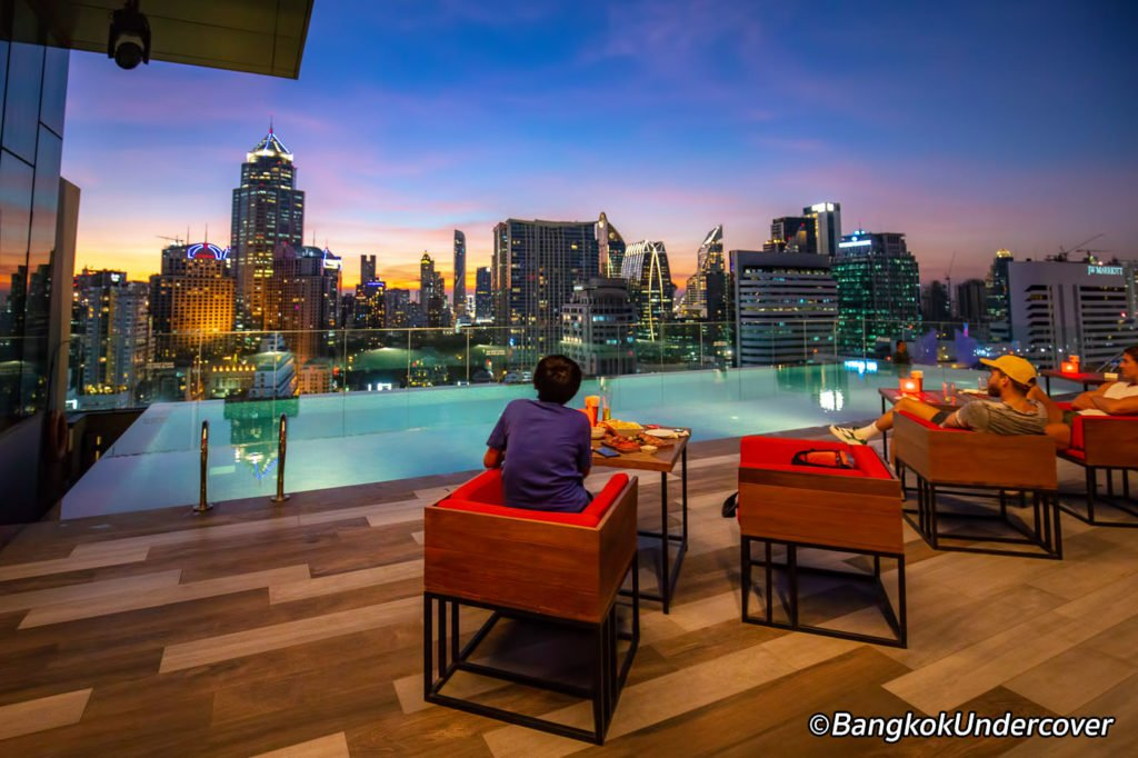 RedSquare Rooftop Bar Bangkok