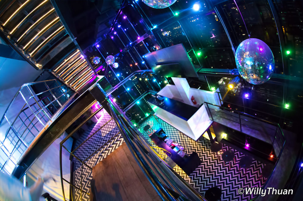 Compass Skyview Hotel in Bangkok