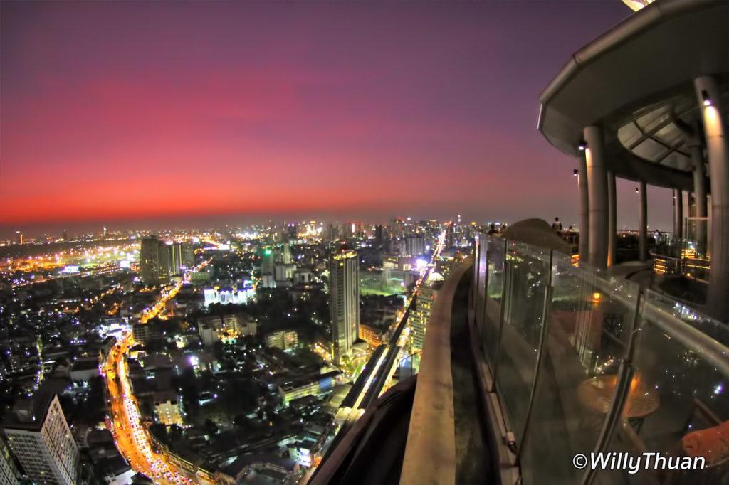 Cielo Rooftop Bar Bangkok