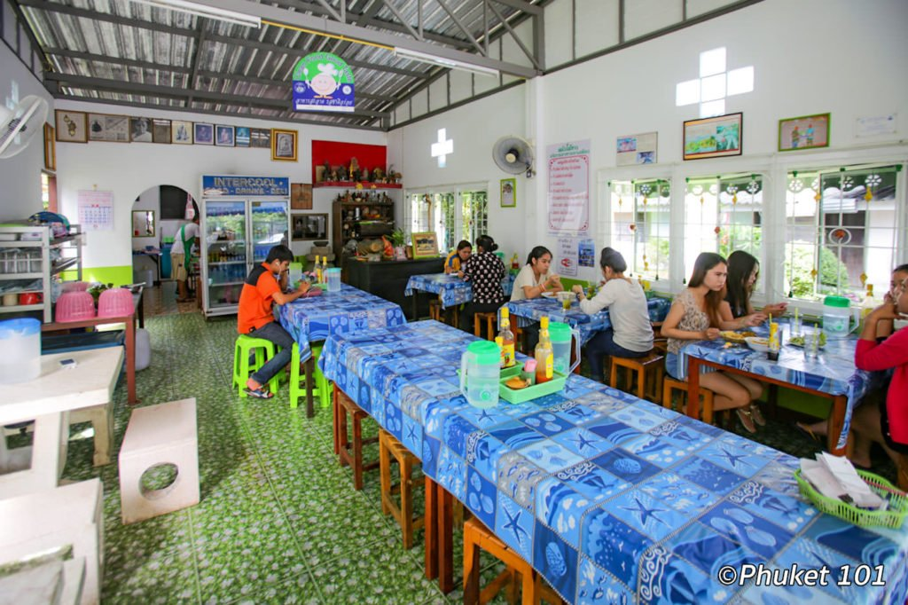 Boon's Local Thai restaurant in Phuket town