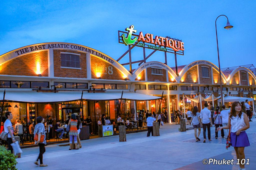 Asiatique Bangkok Night Market