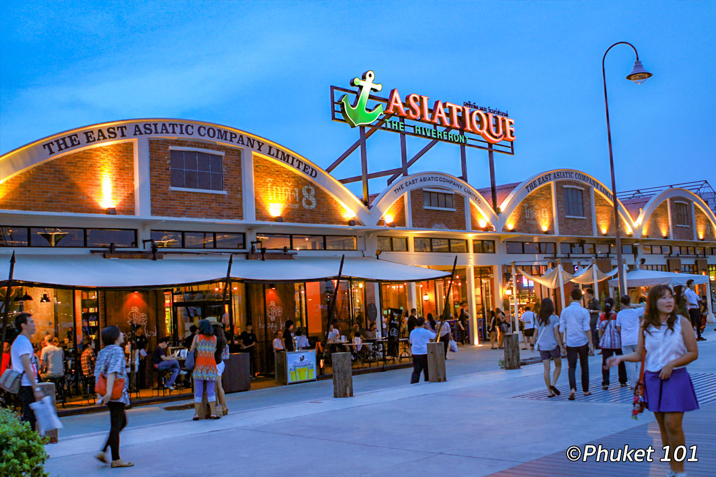 Asiatique Bangkok Night Market