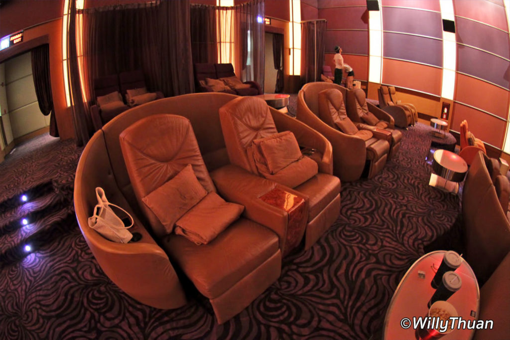 Siam Paragon VIP Cinemas