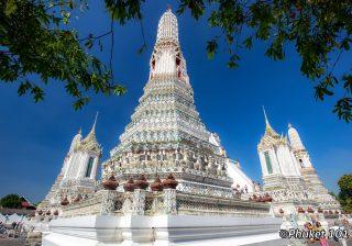 Wat Arun, The Temple of Dawn in Bangkok