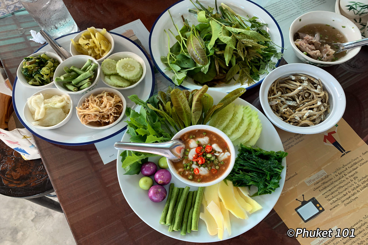 Baan Mae Taan Restaurant in Phuket Town