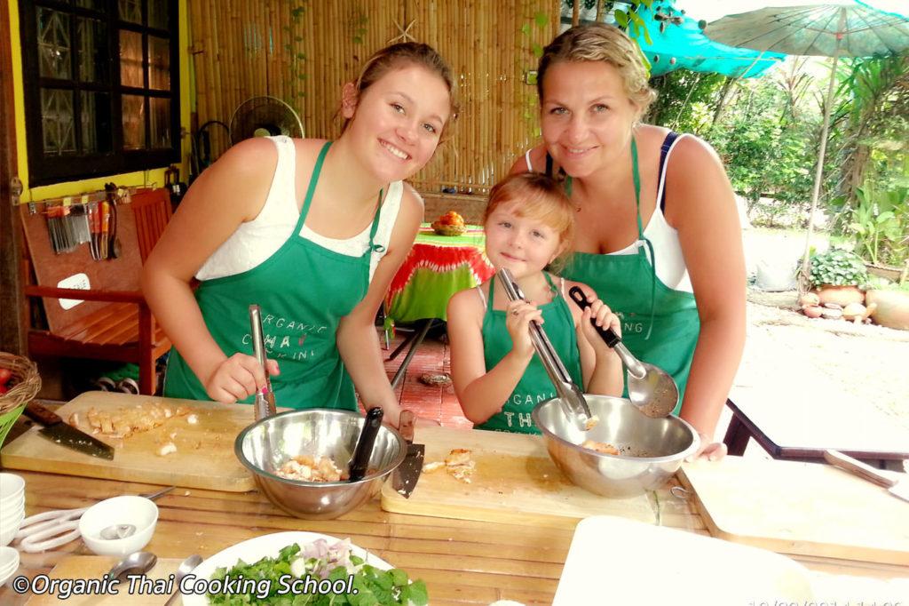 Organic Thai Cooking School Phuket