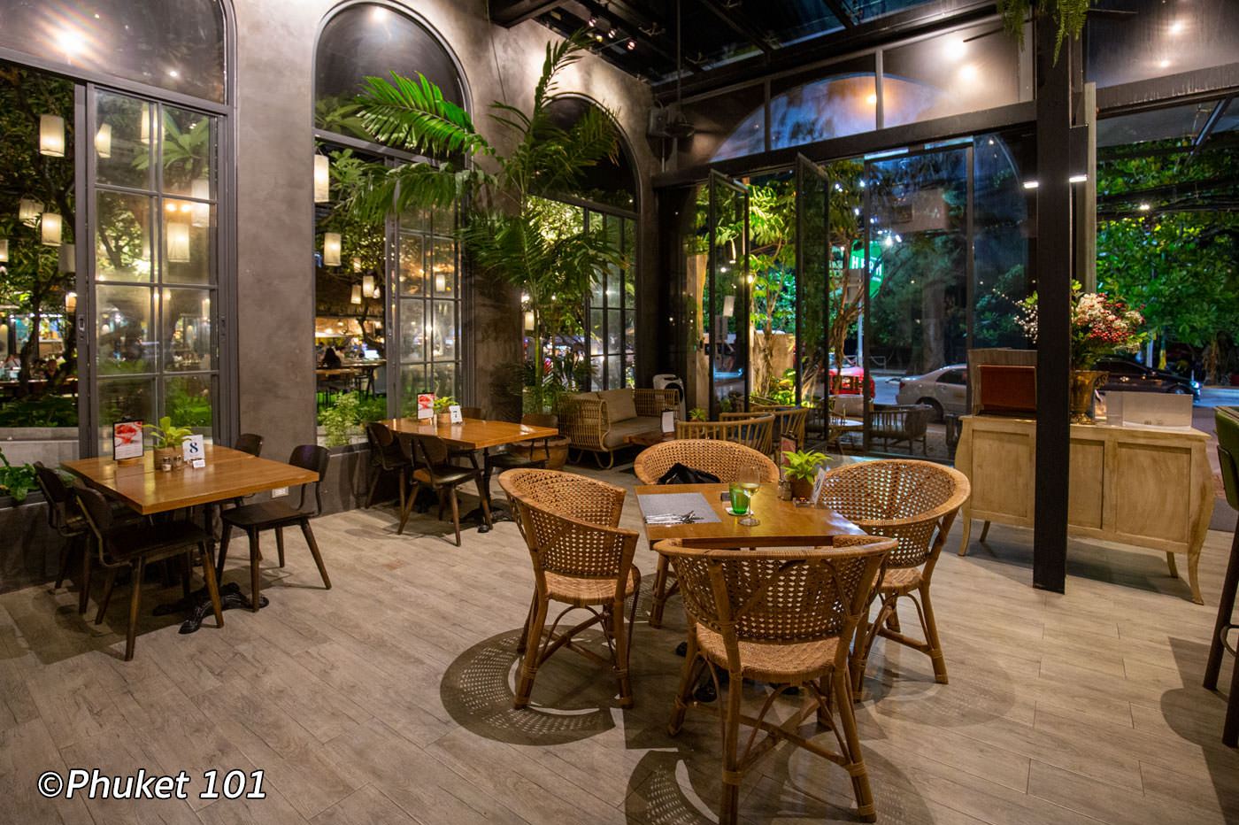 Hern Cafe and Bistro in Patong Beach