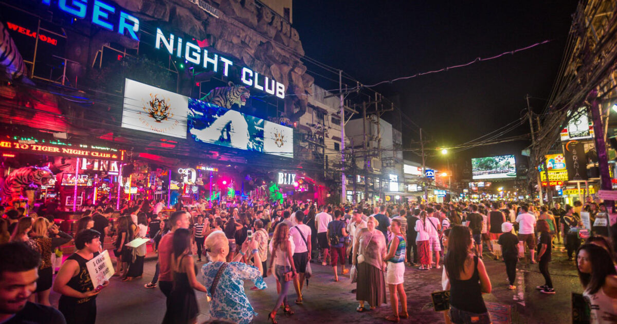 Where to Party in Phuket