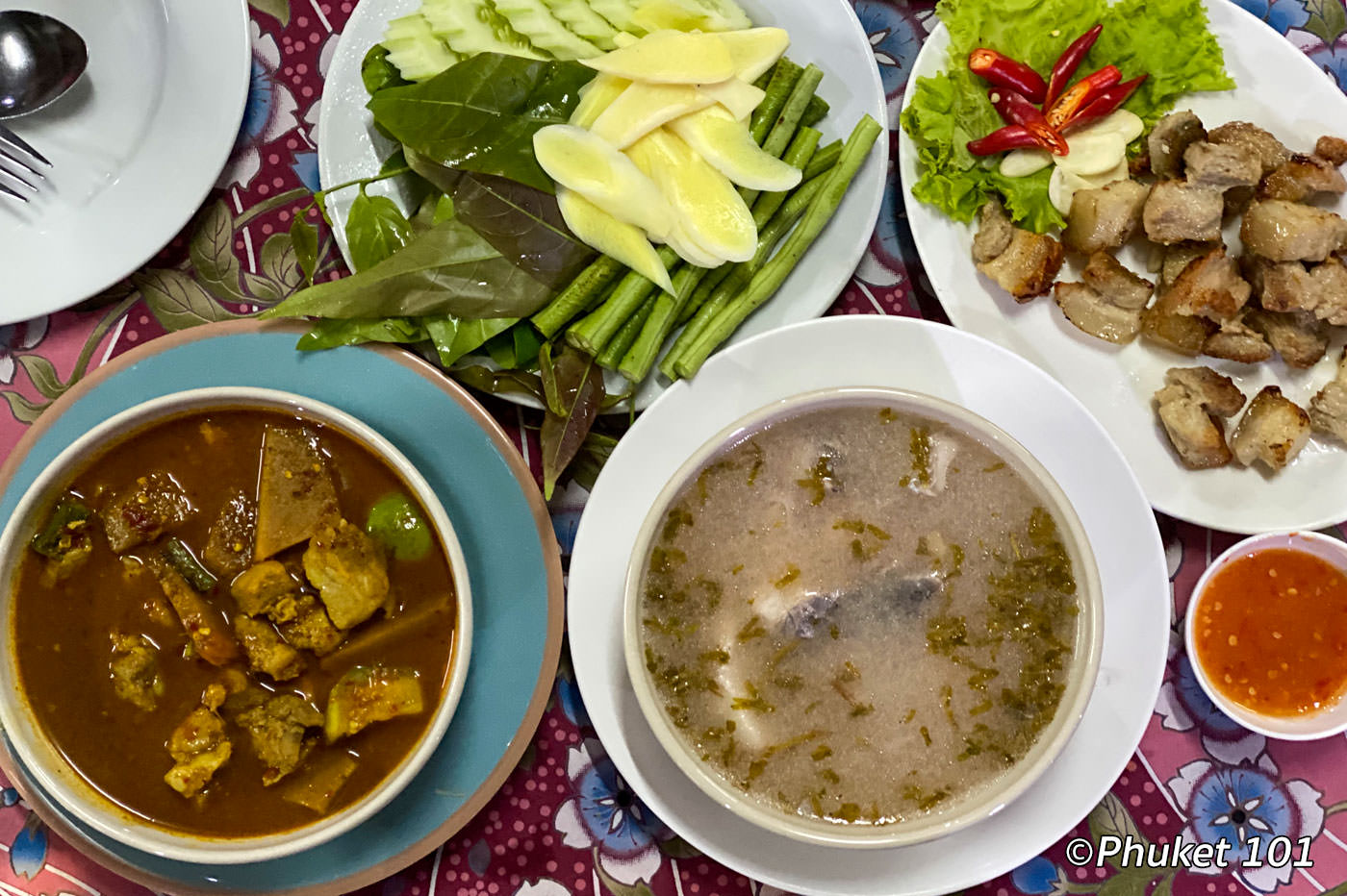 Best Phuket local food